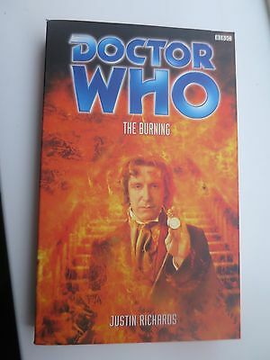 Doctor Who - The Burning, used book, good condition
