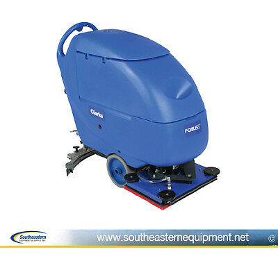 New Clarke Focus II Boost L20 Walk-Behind Floor Scrubber