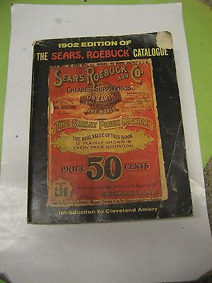 Vintage 1969 Reprint Of The 1902 Sears Roebuck & Co. Catalogue/cheapest Supply