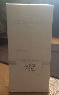 GUERLAIN Perfumed body lotion. 200ml. New and sealed