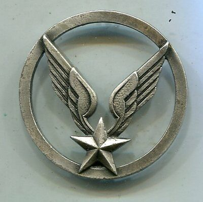 FRENCH ARMY LIGHT AVIATION PARACHUTE CORPS BADGE,Serial Numbered