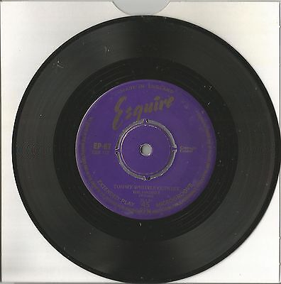 1956 Esquire Ep * Tommy Whittle Quintet * (Without Sleeve)