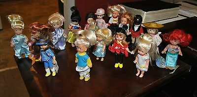 Large Lot Madame Alexander / Disney / Misc. Doll Collection 16 Total Beautiful