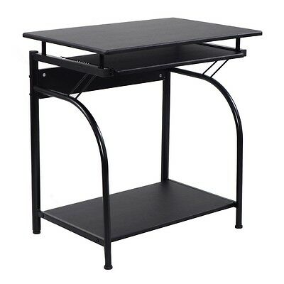 Computer Desk PC Laptop Writing Table Workstation Home Office Study Furniture