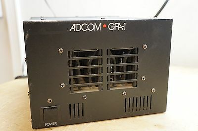 ADCOM GFA-1 Power Amplifier