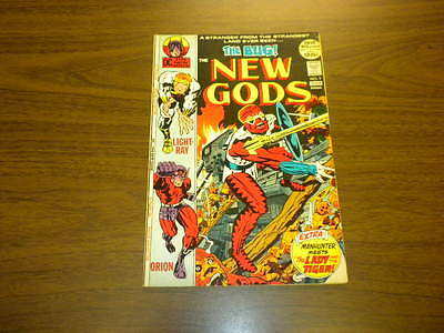 THE NEW GODS #9 DC Comics 1972 Jack Kirby