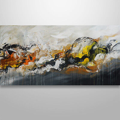 Large Abstract Painting Art Original  palette knife wall decor home decor #168