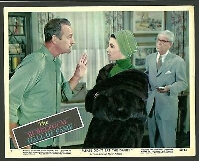 Please Dont Eat The Daisies David Niven  Lobby Card