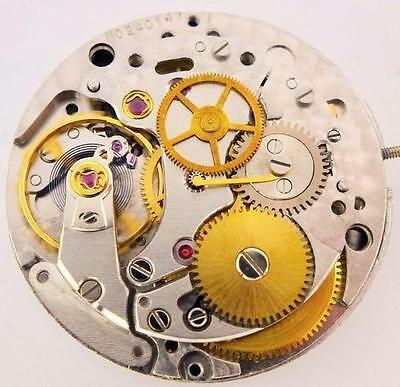 ROLEX 1570 Vintage AUTOMATIC WATCH PARTIAL MOVEMENT                       N.O.S
