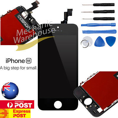 Retina LCD Display Front Touch Screen Digitizer Lens Assembly For iPhone SE 5S