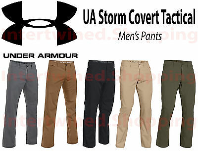 New Under Armour 1262480 Men's UA Storm Covert Pants Breathable Water Resistant