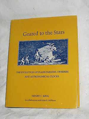 Geared to the Stars: The Evolution of Planetariums, Orreries, and Astronomical