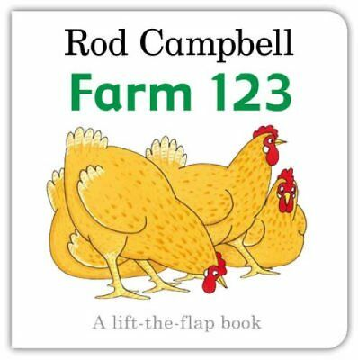 Farm 123 by Rod Campbell 9780230747753 (Board book, 2010)