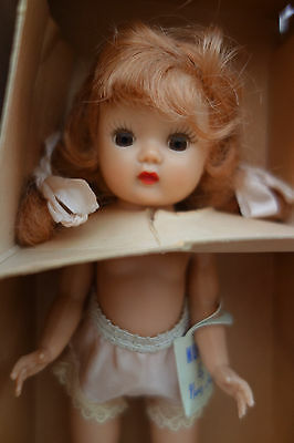 Honey Pigtail Muffie Nancy Ann Storybook Doll in Box 1950's