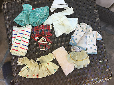 Lot of Vogue Ginny Doll Clothing 1950's TLC