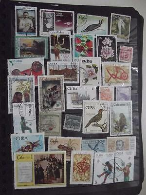 SELECTION OF STAMPS  pack A67