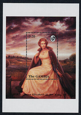 Gambia 1390 MNH Queen Elizabeth 40th Anniversary of Coronation