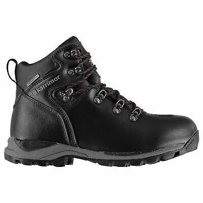 Karrimor Kids Skido Junior Walking Boots Waterproof Hiking Shoes Lace Up