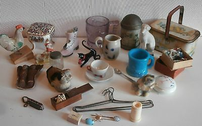 SALE LOWER  PRICE/accessories/for antique dolls/doll house /toys/decorations