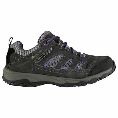 Karrimor Kids Mount Low Boys Waterproof Shoes Casual Lace Up Footwear