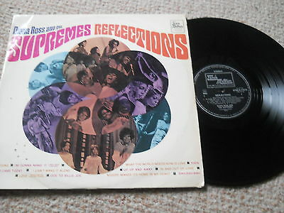 Diana Ross And Supremes Reflections Tamla Stmlo 11073 Australia Press Excellent