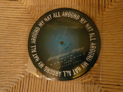"""STATUS QUO All Around My Hat - 7"""" Picture Disc - PolyGram TV 5759447 - NEW!"""