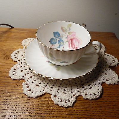 Fine bone china cup and saucer Radfords, England