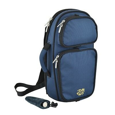 Tom and Will 26CO Padded Cornet Bag - Blue