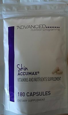 Jane Iredale Skin Accumax Vitamin and Nutrients Supplement 180 count