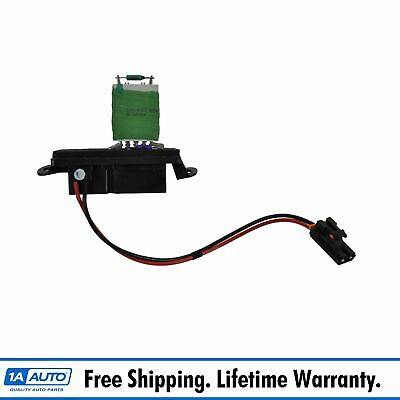 AC Delco Blower Motor Resistor New for Chevy Chevrolet Cavalier 15-8706