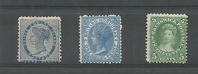 Timbres Anciens Colonies Anglaises