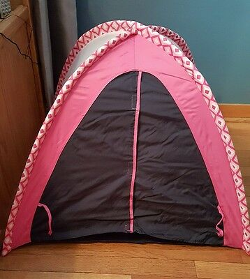 """My Twinn Camping Tent for 18"""" Dolls Camp Camping Gear New fits American Girl"""