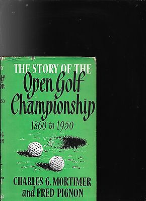 . The Open Championship 1860-1950