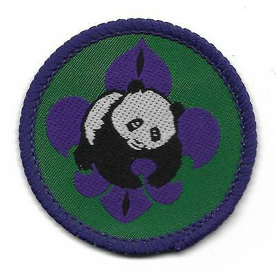 World Conservation Scout Badge