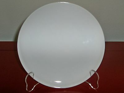 """New 3 Hutchenreuther 7 3/4"""" White Luncheon Salad Plates Hohenberg Germany"""