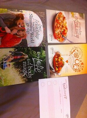 Slimming World New Members Pack All You Need To Get You Started :)