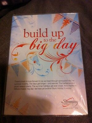 Slimming World Brand New Get ready For Summer Cards