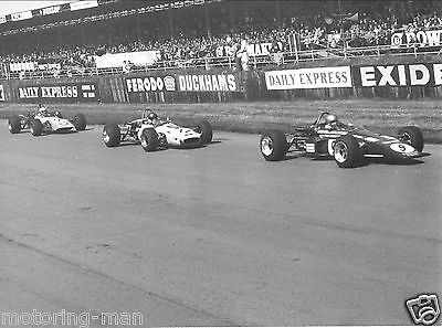 Bev Bond Formula 3 Silverstone International 1971 Ford Ensign Period Photograph