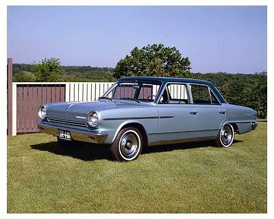 1964 Rambler American 440 ORIGINAL Factory Transparency ouc3102