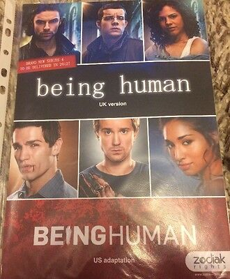 Being Human UK/US Promos