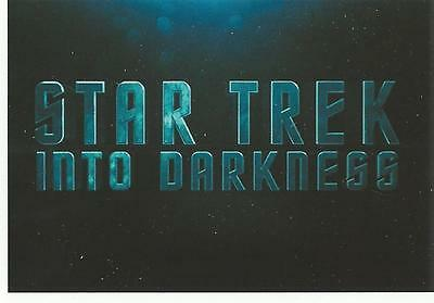 2014 Star Trek The Movies Into Darkness Base Card Set (110 cards)