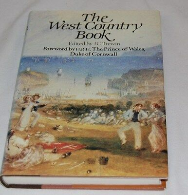 The West Country Book J.C. Trewin (Ed) 1st ed, h/back and dust-jacket W/ A1