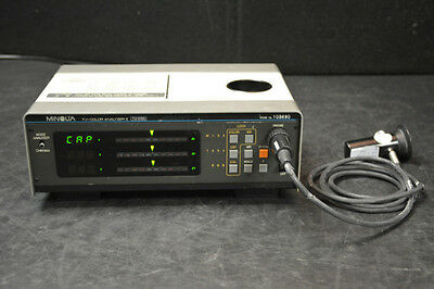 Minolta TV-2150 TV Color Analyzer II w / Probe