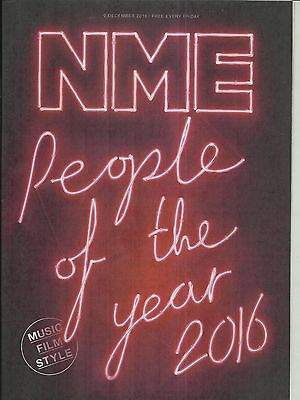 NME - 9 December 2016 - People of the year 2016 Issue