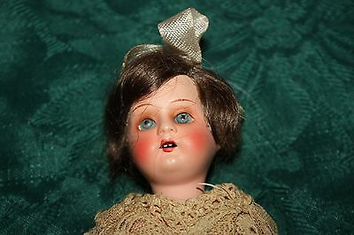 Antique German Heubach Koppelsdorf Boy Doll Painted Bisque 251.21/0