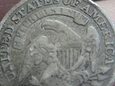 1831 Capped Bust Half Dime- Scarce Type Coin