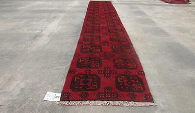 1'10X11'1 hand knotted tribal Persian Rug Vintage Woolen  Oriental Carpet  76