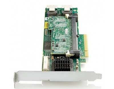 HP Smart Array P410/1G FBWC 2-Ports PCIe x8 SAS Controller 572532-B21