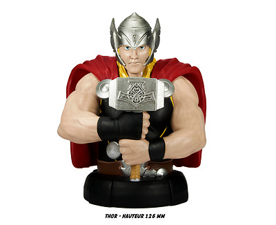 Bust  THOR  New & box 13 cm Marvel  Figurine collectible