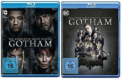 Gotham - Staffel 1+2 Blu-ray Set - NEU OVP